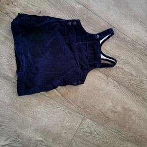 3/$15 George Curdory Overall dress 12-18 M